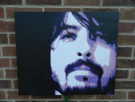 Dave Grohl by Jimmy-Frank