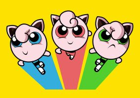 Jigglypuff Girls by mattcantdraw