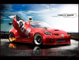 Nissan 350z RE Rev.2 by jericho69