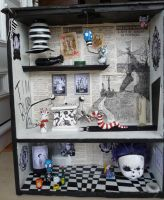 Child's Mind  -Tim Burton- by Karolina5n