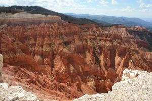 Cedar Breaks Canyon by GreenEyezz-stock