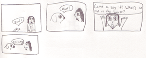 Dog Housing Comic by Dnell