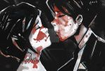 My Chemical Romance-Three Cheers for Sweet Revenge by PukaaParanoid