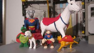 SUPERMAN FAMILY: THE SUPER PETS by monitor-earthprime
