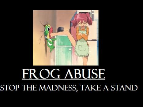 frog abuse by mjmpokemon1997