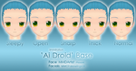 Ai Droid Facial Base by MMDFakewings18