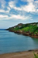 View over Howth Bay by Aishlling