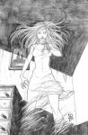 Haunted City 1 cover pencils by MicahJGunnell