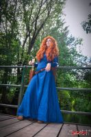 Merida - The brave- I will touch the sky by Neigeamer