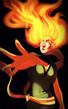burn everything you love and burn the ashes by betamax524