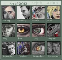 Art of 2012 by acjub