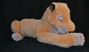 The Lion King - Sarabi Plush - 1994 by fullmoonlupin