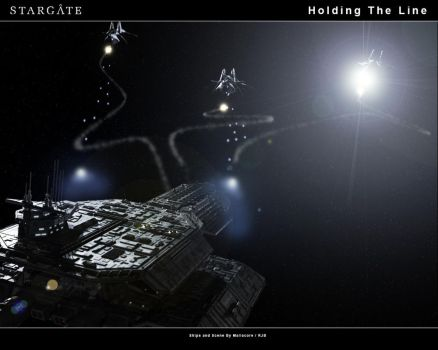 Stargate - Holding The Line by Mallacore