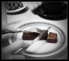 Snickers, the classy way by Tantawi