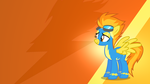 Spitfire Gradient Wallpaper by RDbrony16