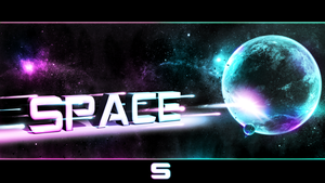 Space (Wallpaper) by Hardii