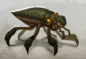 Bug Sketch by beaulamb1992