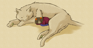 noon nap by Cakes-and-Carpets