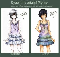 Draw this Again : Xion 2010-Now by Owlteria