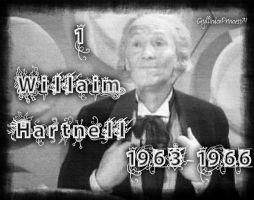 Doctor Who - William Hartnell by GryffindorPrincess74