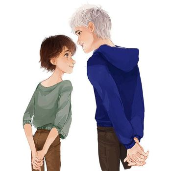 Pushing Daisies - Hijack AU by hope-for-da-snow