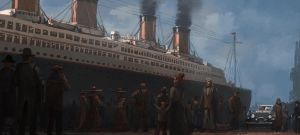 RMS Titanic by Raph04art