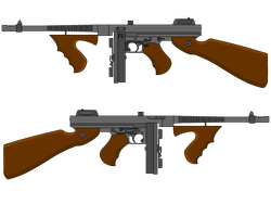 Chicago Typewriter by bobafettdk