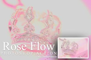 Rose Flow Action +TheBestSmile by TheBestSmile