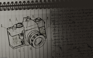 wallpaper with camera by TheNovacaine