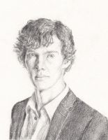 The Consulting Detective by Mangofeline
