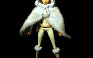 Padme Amidala Snowbunny custom figure Slideshow by jvcustoms
