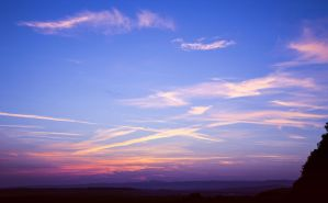 After Sunset  by miroslav-petrinec