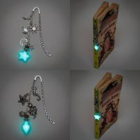 Glow - September 27th - bookmarks by FrozenNote