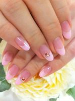 simple nail art by Madhurupa