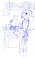 COOKING by Ruxikah
