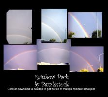 Rainbow Pack by BazzleStock