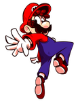 Mario! by megaMit