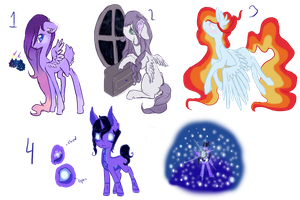 Adopts lots of them 1 by Sarahostervig