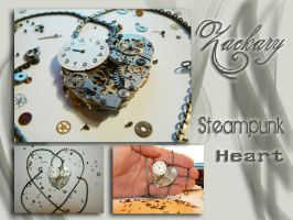 Steampunk Heart by Zackary