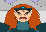 Evil Women Crying: Princess Meera by Starmansurfer