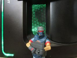This PC is owned by Cobra by Rapt3rX