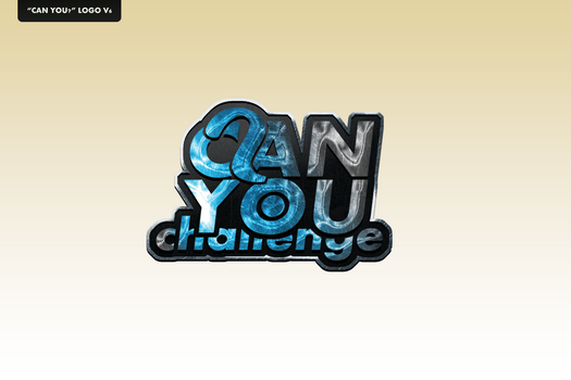 Can You Challenge Logo by TommyBrikman