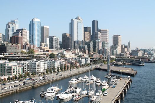 From the docks to Seattle by pvcm