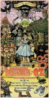 The Wizard of Oz by MAWikdahl