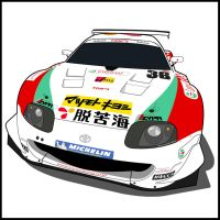 Tom's JGTC Supra by under18carbon
