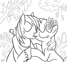 Not a Love Potion by SorcerusHorserus