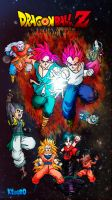 Dragon Ball Z: Battle of Heroes by keikuro