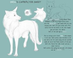 Snow's Sheet_contest entry by BlackCaracaL