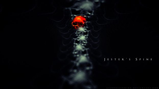 Jester's Spine by afloodiscoming