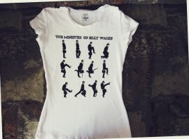 Monty Python The Ministry of Silly Walks T-Shirt by masyankaya